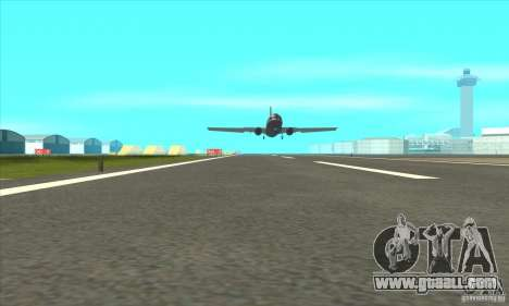 Revitalizing airports for GTA San Andreas second screenshot