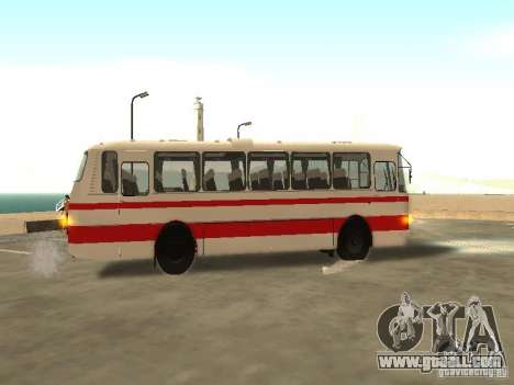 LAZ 699R 98021 for GTA San Andreas back view