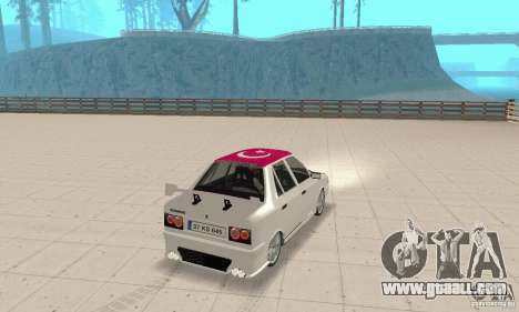 Renault Broadway for GTA San Andreas left view