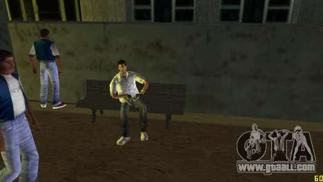 Cleo Parkour v4 for GTA Vice City second screenshot