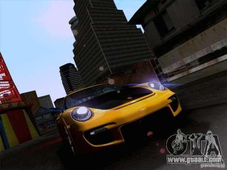 Realistic Graphics HD 3.0 for GTA San Andreas second screenshot
