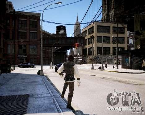 Assasins Creed 2 Young Ezio for GTA 4 forth screenshot