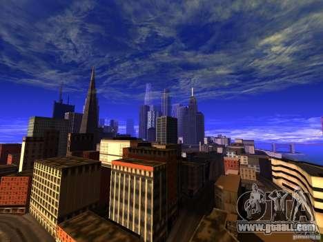 New San Fierro V1.4 for GTA San Andreas third screenshot
