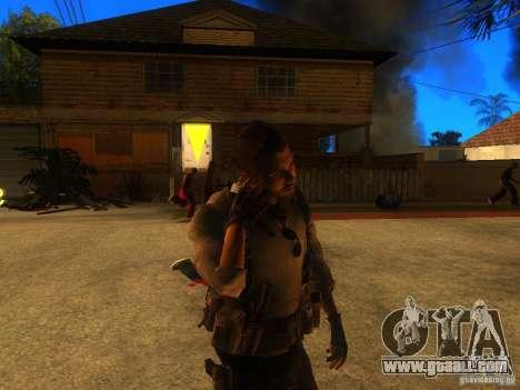 Animation Mod for GTA San Andreas sixth screenshot