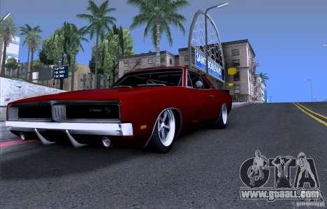 ENBSeries by HunterBoobs v3.0 for GTA San Andreas sixth screenshot