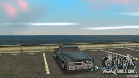 Esperanto HD for GTA Vice City right view
