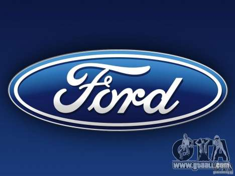 Loading screens Ford for GTA San Andreas second screenshot