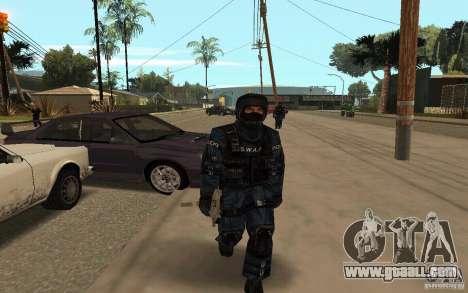 Alternative urban for GTA San Andreas second screenshot