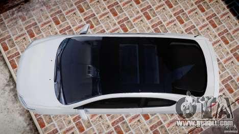 Toyota Scion tC 2.4 Stock for GTA 4 right view