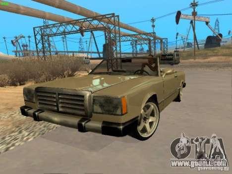 New Feltzer for GTA San Andreas