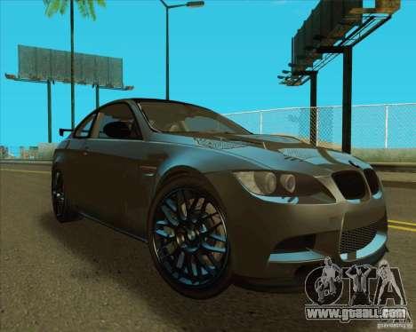 New Playable ENB Series for GTA San Andreas third screenshot