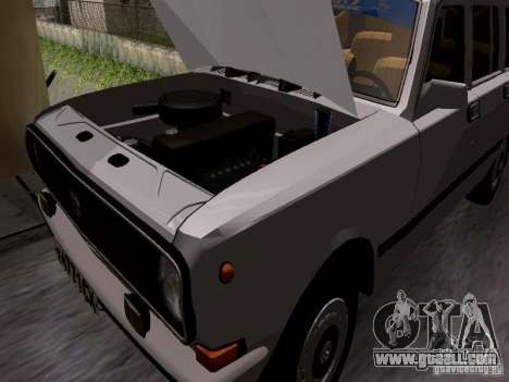 GAZ 24-12 SL Volga for GTA San Andreas side view