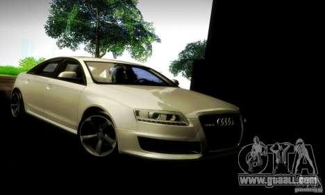 Audi RS6 TT for GTA San Andreas