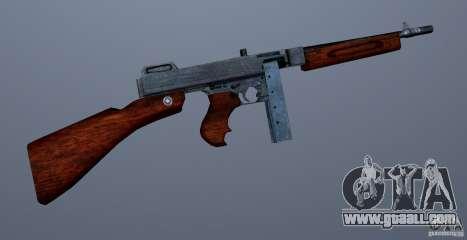 WW2 Era U.S. Weaponspack for GTA Vice City second screenshot