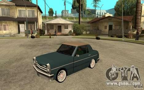 Perenial Coupe for GTA San Andreas