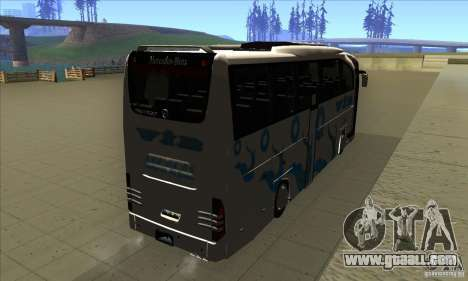 Mercedes-Benz Travego 15 SHD for GTA San Andreas right view