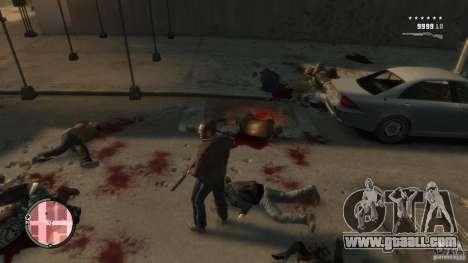 Contagium v1.2b for GTA 4 forth screenshot