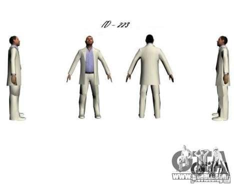 La Cosa Nostra for GTA San Andreas fifth screenshot