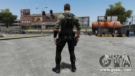 Sam Fisher v8 for GTA 4 third screenshot