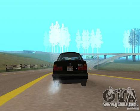 BMW 535i e34 for GTA San Andreas right view