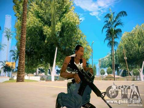 HD Pack weapons for GTA San Andreas sixth screenshot