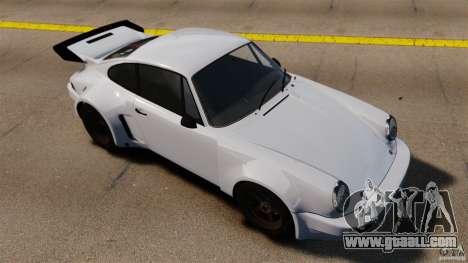Porsche 911 Carrera RSR 3.0 Coupe 1974 for GTA 4 right view
