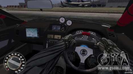 Nissan SkyLine R34 GT-R V-spec II for GTA 4 right view