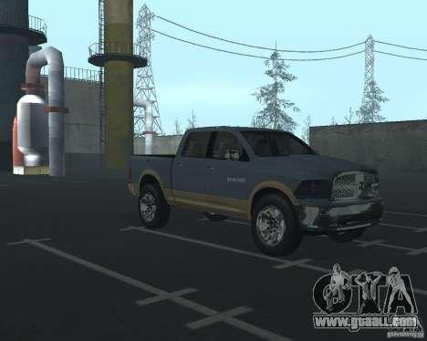 Dodge Ram Hemi for GTA San Andreas