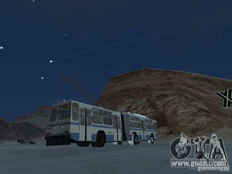 Trailer YUMZ T1 for GTA San Andreas