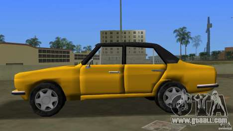 Anadol A1 SL for GTA Vice City left view