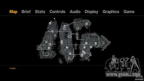 Drifttrack IV for GTA 4 forth screenshot