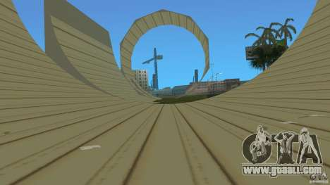 Sunshine Stunt Set for GTA Vice City fifth screenshot