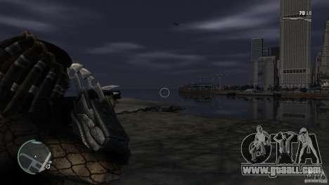 Predator Predator for GTA 4 third screenshot