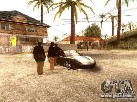 New Enb series 2011 for GTA San Andreas second screenshot