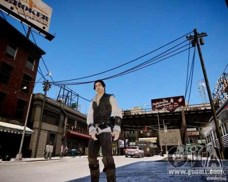 Assasins Creed 2 Young Ezio for GTA 4 seventh screenshot