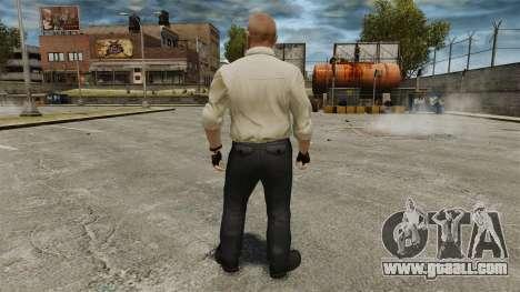 Jason Hudson for GTA 4 fifth screenshot