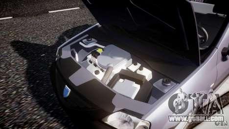 Dacia Logan Pick-up ELIA tuned for GTA 4 interior