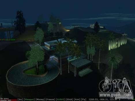 New Villa Med-Dogg for GTA San Andreas seventh screenshot