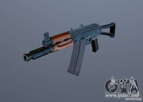AK-74y for GTA Vice City