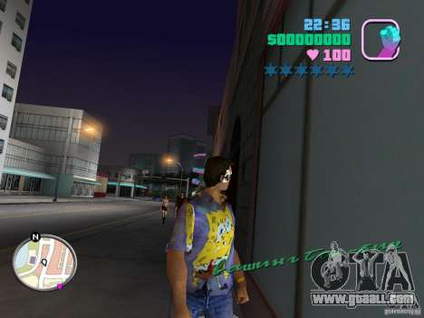 Pak new skins for GTA Vice City tenth screenshot