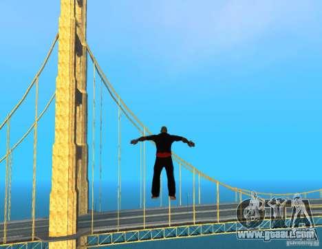 Golden Gate for GTA San Andreas