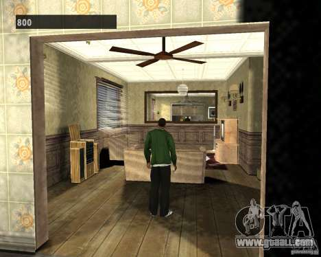 Hidden interiors 3 for GTA San Andreas third screenshot