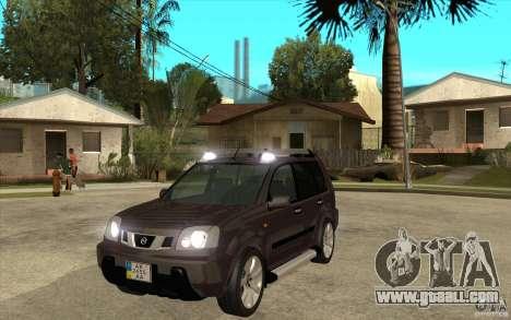 Nissan X-Trail 2001-2007 for GTA San Andreas