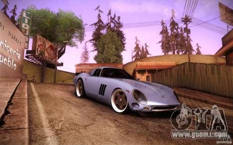 Ferrari 250 GTO 1964 for GTA San Andreas