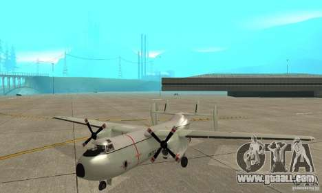 C-2 Greyhound for GTA San Andreas