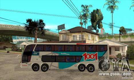 Marcopolo Paradiso 1800 G6 8x2 for GTA San Andreas left view