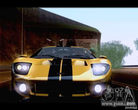 SA_NGGE ENBSeries for GTA San Andreas second screenshot