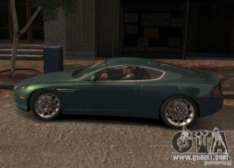 Aston Martin DB9 2008 v 1.0 for GTA 4 engine