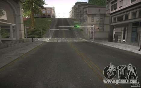 HD Road v 2.0 Final for GTA San Andreas