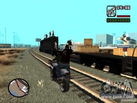 Great Theft Car V1.0 for GTA San Andreas seventh screenshot